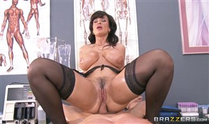 Anal sex with older woman